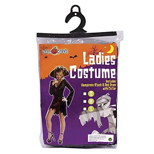 Kostüme–wählen Sie aus She Devil oder Vampirin (Billig Erwachsene Halloween Kostüme)