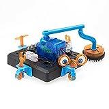 Juguetrónica- Cleanerbot, Kit de electrónica para niños (JUG0259)
