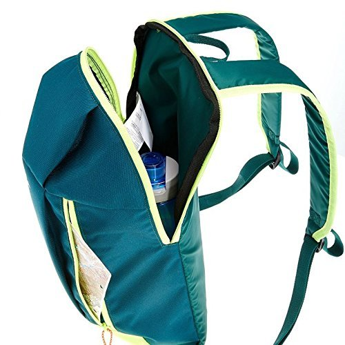 a68f7c9b47cc X-Sports Decathlon QUECHUA Kids Adults Outdoor Backpack Daypack Mini Small  Bookbags10L (Dark Green) by Quechua - Buy Online in Oman.