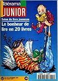 Telecharger Livres TELERAMA JUNIOR No 150 du 03 12 1994 SALON DU LIVRE JEUNESSE LE TELEPHONE (PDF,EPUB,MOBI) gratuits en Francaise