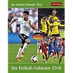 Harenberg Der Fußball-Kalender Wissens-Quiz Tageskalender 2018 3309795