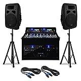 DJ PA-Anlage Set