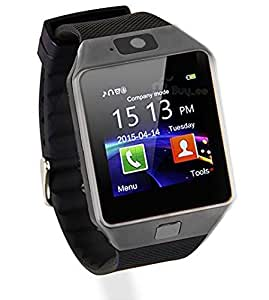 mobimint Yezz Andy C5QL Compatible Bluetooth Smart Watch Phone With Camera and Sim Card Support
