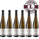 Weißwein Weingut Marco Becker Rheinhessen Scheurebe 2015 lieblich (6 x 0,75 l)