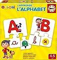 Educa Borrás - 17217.0 - J'apprends L'alphabet Oui-Oui