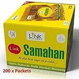 Samahan Ayurvedischer Ceylon Kräutertee, 200 Beutel