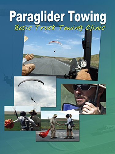 paraglider-towing