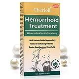 Trattamento per le emorroidi, Supposta di emorroidi, crema antidolorifica rapida, efficace sollievo lenitivo per le emorroidi