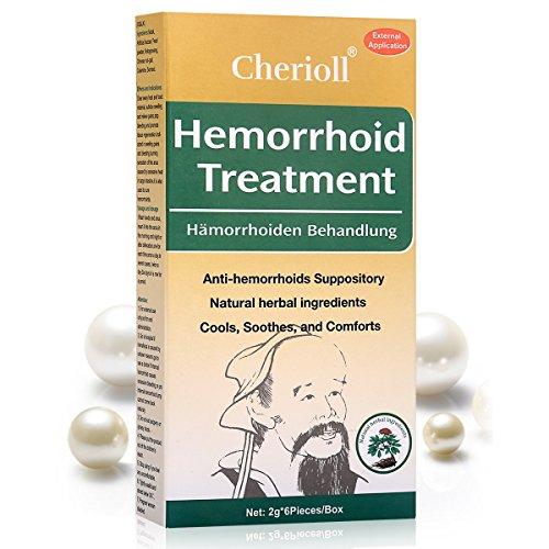 Zäpfchen Hämorrhoiden,Hämorrhoiden gel,Hämorrhoiden-Salbe,Hämorrhoiden behandeln, Wirksame Beruhigende Erleichterung für Hämorrhoiden