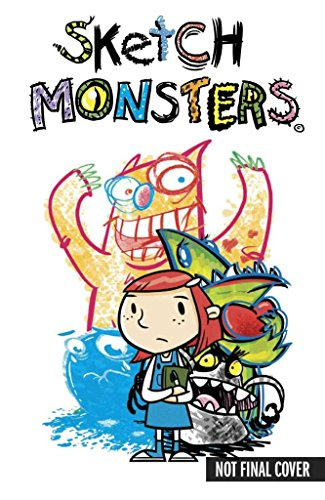 [(Sketch Monsters: Escape of the Scribbles Book 1)] [By (artist) Vicente Navarrete ] published on (November, 2011)