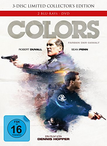 Colors - Farben der Gewalt - Limited Collector's Edition im Mediabook (+ DVD) [Blu-ray]