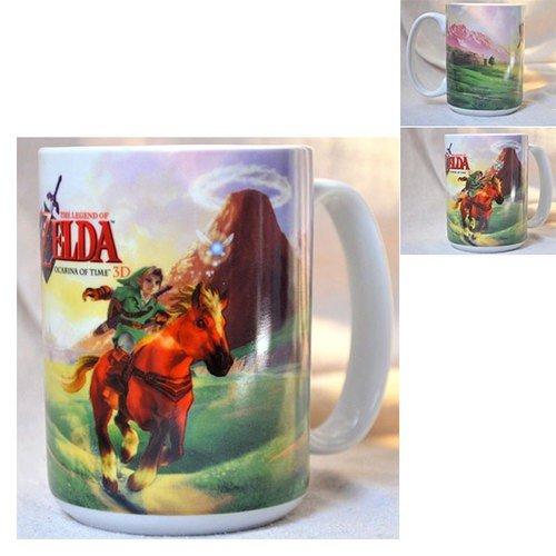 Nintendo Zelda Tasse gruen