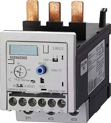 SIEMENS - RELE SOBRECARGA 12 5/50A S2 INDEPENDIENTE RESORTE