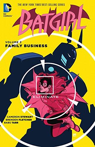 Batgirl 2011 2016 vol 2 family business ebook cameron stewart 2 family business by stewart fandeluxe Images
