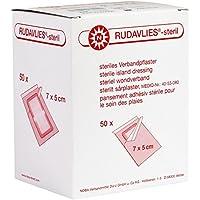 50 Stück steril Wundpflaster Rudavlies steril Pflaster 7 cm x 5 cm preisvergleich bei billige-tabletten.eu