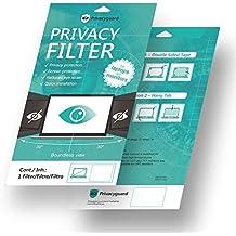 Privacyguard / Blickschutz Folie Filter Privacy 60 Grad / Für Laptop Notebook Monitor / 12,5 Zoll / 16:9 Widescreen (12,5 Zoll - 31,6cm)