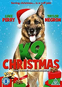 K9 Christmas [DVD] Scoot & Cassies Christmas Adventures