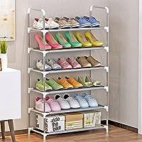 kreative und praktische stahl storage rack 6 schicht korrosion schuh rack ist einfach und praktisch