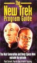 The New Trek Programme Guide (Virgin) by Paul Cornell (1995-08-17)