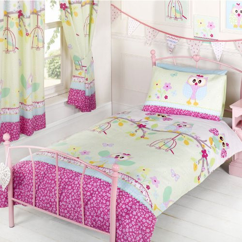 parure lit enfant fille. Black Bedroom Furniture Sets. Home Design Ideas