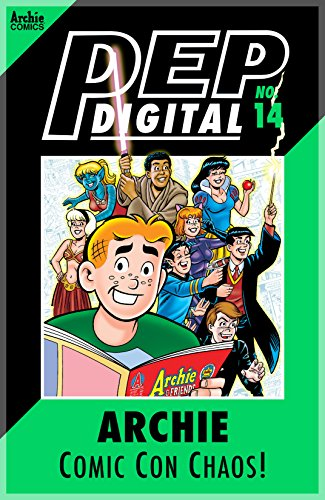 PEP Digital #14: Archie Comic Con Chaos! (English Edition) eBook ...