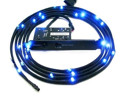 NZXT CB-LED20-BU Câble LED 20 cm Bleu