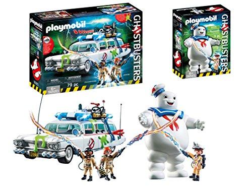 Outletdelocio. Set Playmobil Ghostbusters. Coche Cazafantasmas