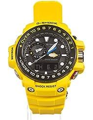 G-Shock gwn-1000h-9a gulfmaster Summer Color Diseño elegante reloj, tamaño único, color amarillo
