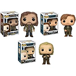 Funko POP! Harry Potter: Sirius Black + Remus Lupin + Peter Pettigrew