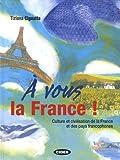 A' VOUS LA FRANCE+CD