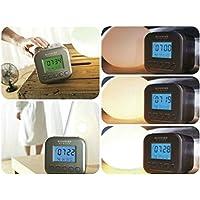 Sunrise System - Alba Sistema UK Model ( SRS100UK ) Sunrise Natural Alarm Clock per ridurre i sintomi SAD Usa con la lampada esistente