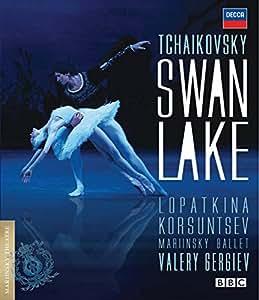 Tschaikowsky - Swan Lake/Mariinsky Ballet [Blu-ray]