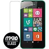 Mpero Collection protection d'écran en verre trempé (.33mm) pour Nokia Lumia 530