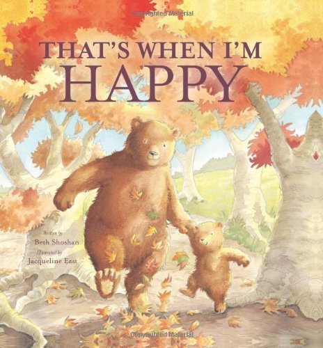 That's When I'm Happy by Beth Shoshan (2007-09-02)