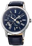 Orient Reloj Analógico para Hombre de Automático con Correa en Cuero FAK00005D0