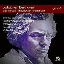 Beethoven: Violinkonzert / Tripelkonzert / Romanzen