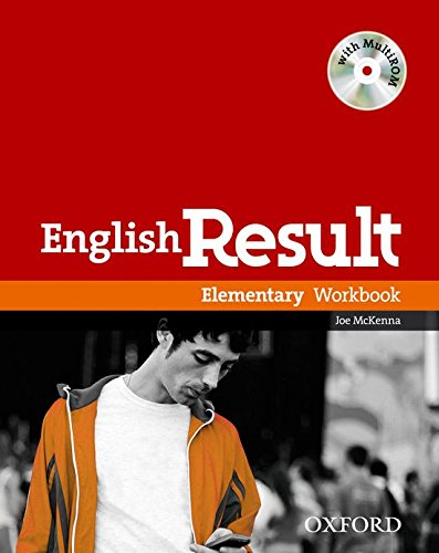 English Result Elementary. Workbook + multi-ROM Pack