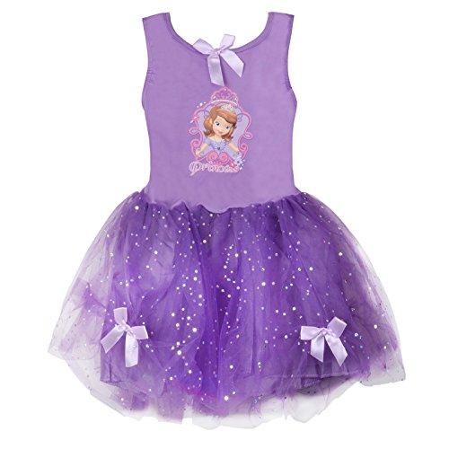 Costume di Carnevale da bambina da principessa Sofia Disney, 3 - 6 anni