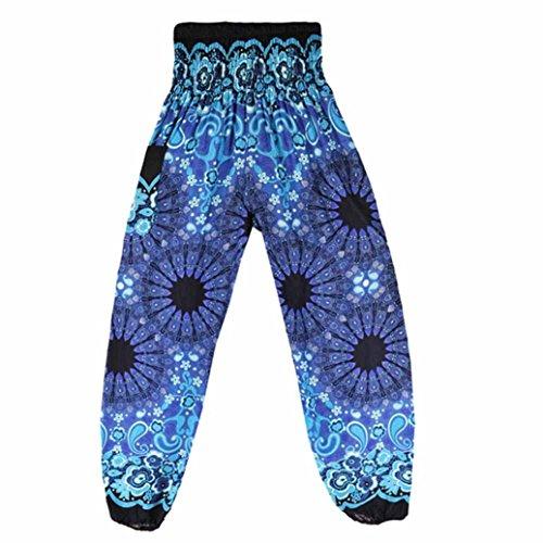HLHN -  Pantaloni sportivi  - Donna Blue A