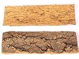 NaDeco® Korkrinde natur 35x15cm | Korkplatte | Korkeiche