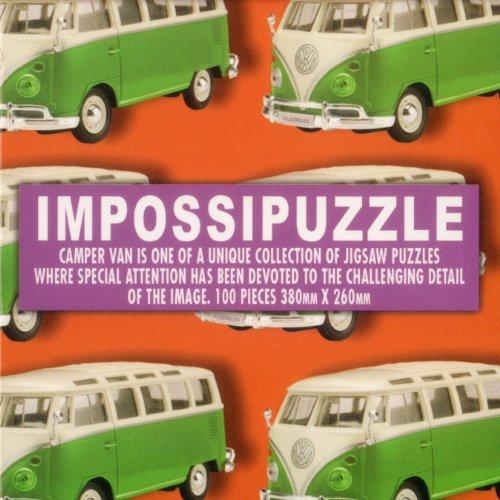 Cubi Impossipuzzle (Camper) - Puzzle (Funtime