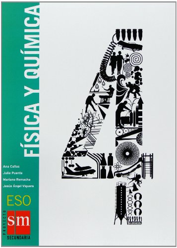 Física y química. 4 ESO - 9788467524185