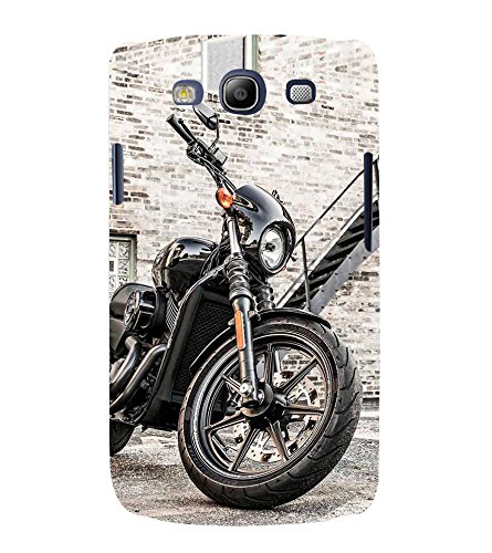 PrintVisa Hero Bullet Bike 3D Hard Polycarbonate Designer Back Case Cover for Samsung Galaxy S3 Neo i9300i :: Samsung I9300I Galaxy S3 Neo :: Samsung Galaxy S III Neo+ I9300I :: Samaung Galaxy S3 Neo Plus