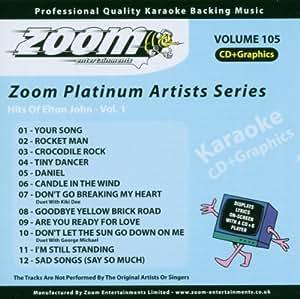 Karaoke Cdg Elton John Vol 1