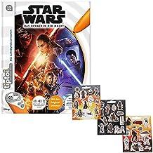 Ravensburger tiptoi ® Buch - Star Wars ™ Episode 7 - Das Erwachen der Macht + Gratis Star Wars Sticker