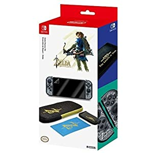 HORI Nintendo Switch Zelda Starter Kit [Nintendo Switch ]
