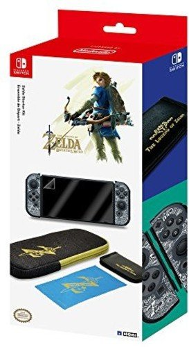 Hori Starter Kit Zelda Breath of the Wild - Nintendo Switch