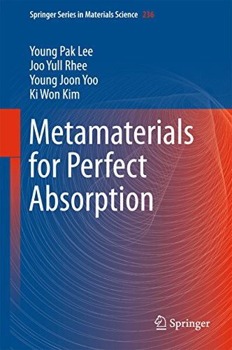 Metamaterials for Perfect Absorption (Springer Series in Materials Science Book 236) (English Edition) -