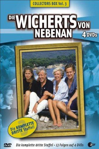 Die Wicherts von nebenan Collectors Box 3 (4 DVDs)