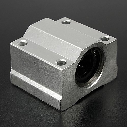 ChaRLes SC16UU Metall 16mm lineares Kugellager Bewegungs Lager für CNC (16 Mm Lineare Lager)